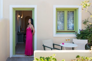 aelia by eltheon sea view hotel in santorini