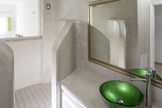apartments aelia by eltheon bathroom