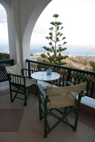 studios aelia by eltheon balcony